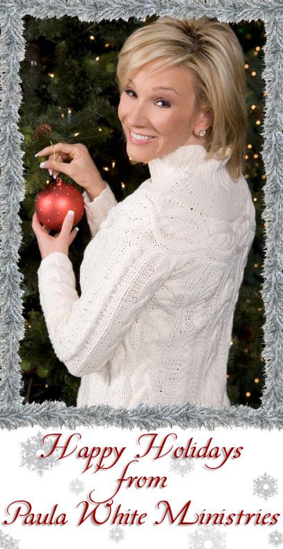 Paula White Holidays